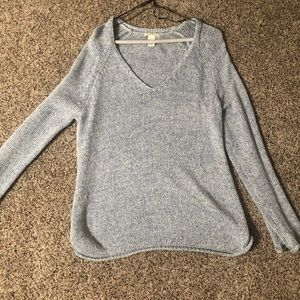 Light blue sweater from H&M